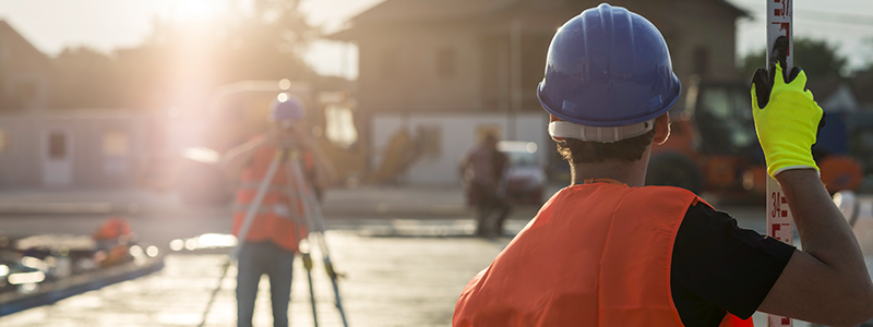 Buying a property? Know what you're buying by getting the property surveyed.